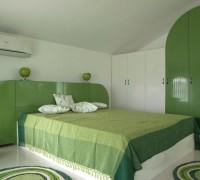 Zelena spalnia