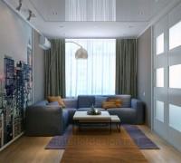lue sofa