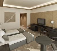 Interior na hotelska staia