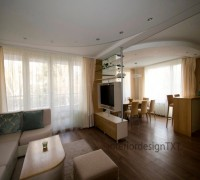 Interior in beige