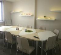 Meeting room interior