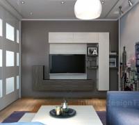 Shelves design