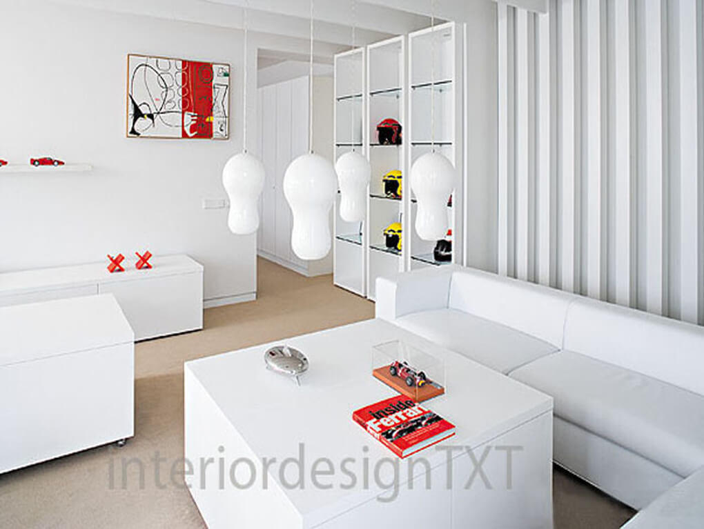 Office Of An Architectural Studio Interior Design TXT